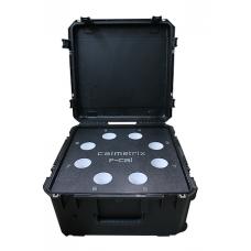 Calorímetro Semi-Adiabático Calmetrix F-Cal 8000