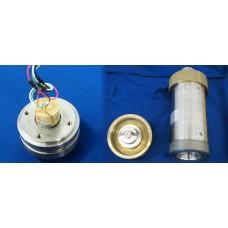 Core Holder para Medição de Velocidade Acústica