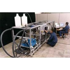 Misturador com Loop de Cisalhamento e Sistema de Reologia Tubular