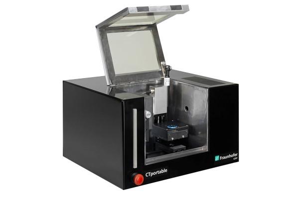 Sistema de Tomografia Computadorizada Portátil Procon X Ray
