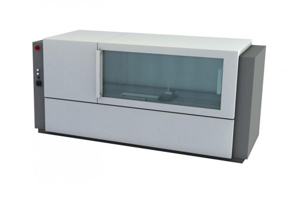 Sistema de Tomografia Computadorizada Portátil Procon X Ray CT-COMPACT