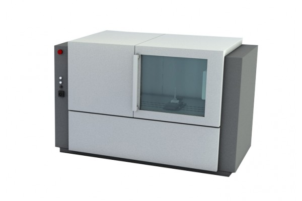 Sistema de Tomografia Computadorizada Procon X Ray CT-NANO